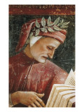 The Poet Dante Print by Luca Signorelli