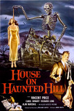 House on Haunted Hill (Vincent Price) Affiches