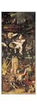 Der Garten der Lüste Kunstdruck von Hieronymus Bosch