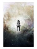 Reisender II Kunstdrucke von Alex Cherry