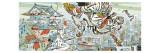 Aquapolis Ex-Machina Left Kunstdrucke von  HR-FM