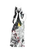 Jane Doe Giclée-Premiumdruck von Alex Cherry