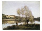 Ville D'Avray Posters par Jean-Baptiste-Camille Corot
