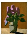 The Lilacs Plakater af Edouard Vuillard