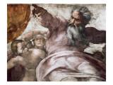 Sistine Chapel Posters af  Michelangelo