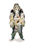 Atmospheric Diving Suit Giclée-Premiumdruck von  HR-FM