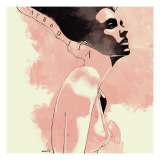 Afrodita Giclée-Premiumdruck von Manuel Rebollo