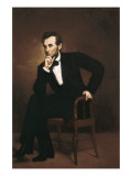 Abraham Lincoln Posters av George Peter Alexander Healy