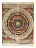 Catalan Atlas Art by Jafuda Cresques
