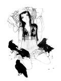 Sterne Giclée-Premiumdruck von Camilla D'Errico