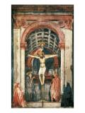 Trinity Posters tekijänä Masaccio,