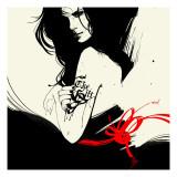 The Gift Posters av Manuel Rebollo