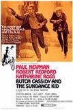 Butch Cassidy and the Sundance Kid Masterprint