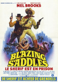 Blazing Saddles Masterprint