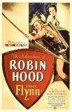 The Adventures of Robin Hood Masterprint