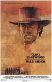 Pale Rider, le cavalier solitaire Affiche originale