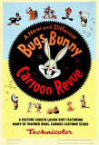 Bugs Bunny Cartoon Revue Masterprint