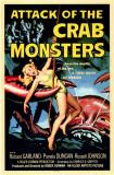 L'Attaque des crabes géants Affiche originale