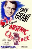 Arsenic et vieilles dentelles Affiche originale