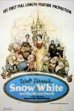 Blanche Neige et les sept nains Affiche originale