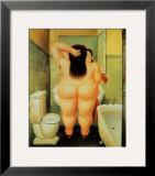 Banho Arte por Fernando Botero