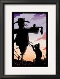 Scarecrow Art by Ryo Takagi