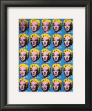 Twenty-Five Colored Marilyns, 1962 Art by Andy Warhol
