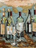 Vino II Láminas por Heather A. French-Roussia