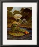 Cooking Frog Pôsters por Dot Bunn