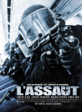 The Assault - French Style Affiche originale