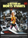 The Return of the Living Dead - French Style Affiche originale