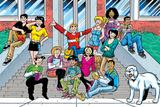 Archie And The Gang Bilder av Fernando Ruiz