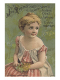 Advertisement for John Reardon and Sons Leading Soaps: Anchor, Oval, Antique and Extra Family Soaps Giclee Print by  American School