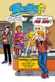 Archie Comics Cover: Betty No.190 Plakat av Pat Kennedy