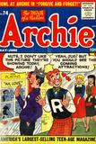 Archie Comics Retro: Archie Comic Book Cover No.74 (Aged) Plakater
