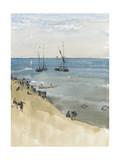 Green and Silver - the Bright Sea, Dieppe, C.1883-85 Reproduction procédé giclée par James Abbott McNeill Whistler