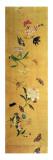 One Hundred Butterflies, Flowers and Insects, Detail from a Handscroll Lámina giclée por Chen Hongshou