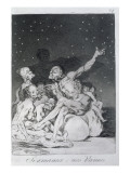193-0082171 When Day Breaks We Will Be Off, Plate 71 of 'Los Caprichos', 1799 Giclee Print by Francisco de Goya