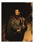 Portrait of Mikhail Semyonovich, Count Vorontsov Giclée-tryk af Thomas Lawrence