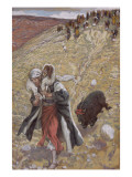 The Scapegoat, Illustration for 'The Life of Christ', C.1886-94 Giclee Print by James Tissot