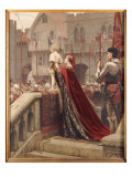 A Little Prince Likely in Time to Bless a Royal Throne, 1904 Giclee Print by Edmund Blair Leighton