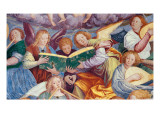 The Concert of Angels, 1534-36 Giclee Print by Gaudenzio Ferrari