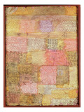 Florentine Residential District, 1926 Reproduction procédé giclée par Paul Klee