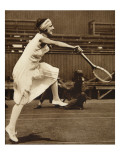 Suzanne Lenglen, 1919 Giclee Print