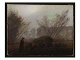 A Walk in the Mountains Gicléedruk van Caspar David Friedrich