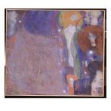 Will-O'-The Wisps, 1903 Impressão giclée por Gustav Klimt