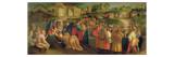 Adoration of the Magi Giclée-tryk af Jacopo da Carucci Pontormo