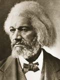 Frederick Douglass Giclee Print by Mathew Brady