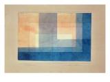 House on the Water, 1930 Giclée-vedos tekijänä Paul Klee
