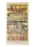Ripe Harvest, 1924 Giclee-trykk av Paul Klee
